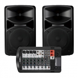 Yamaha Stagepass 400i PA System