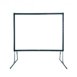 """Hire or rent Fastfold Projector Screen 8ft x 6ft, 120"""", 4:3"""