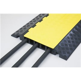 Cable Guard - 3 Channel - Heavy Duty
