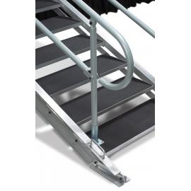Hire Adjustable Stage Steps