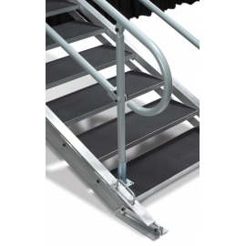 Hire Adjustable Stage Steps