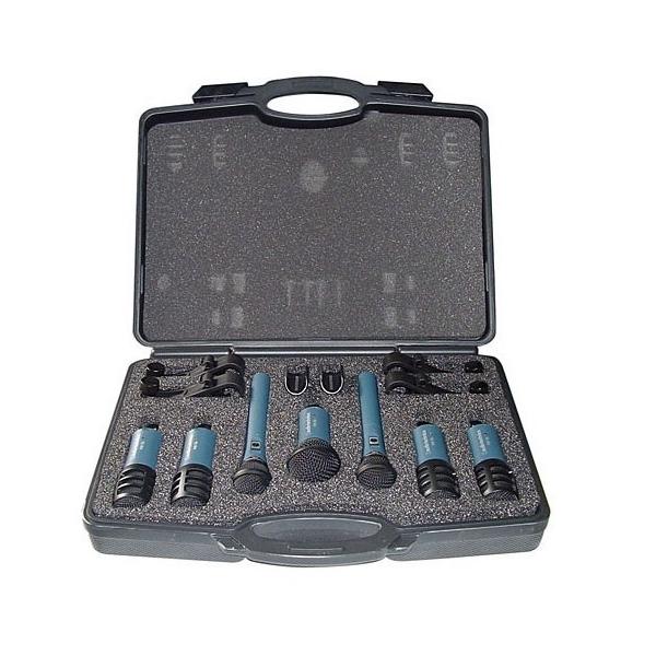 Hire Audio Technica MB-DK7 Drum Mic Pack - 7 piece