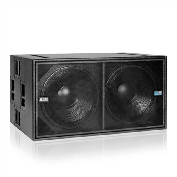 """Hire dB Technologies S20 2000w Twin 18"""" Subwoofer"""