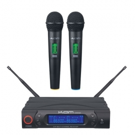 Hire KAM KWM 1960 Wireless Microphone