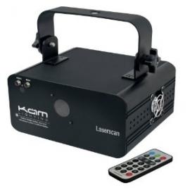 Hire Kam Laserscan GBC