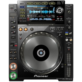 Hire Pioneer CDJ-2000 Nexus DJ CD / Media Player Deck