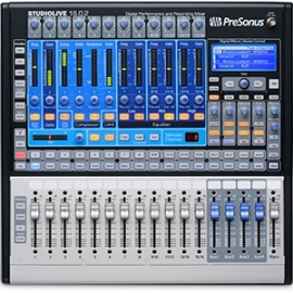 Hire Presonus Studio Live 16.0.2 Mixer