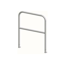 Hire Stage Guard Rails 2.4m