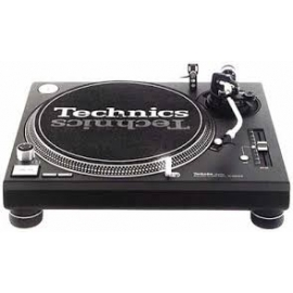 Hire or rent Technics SL-1210mk2 Turntable