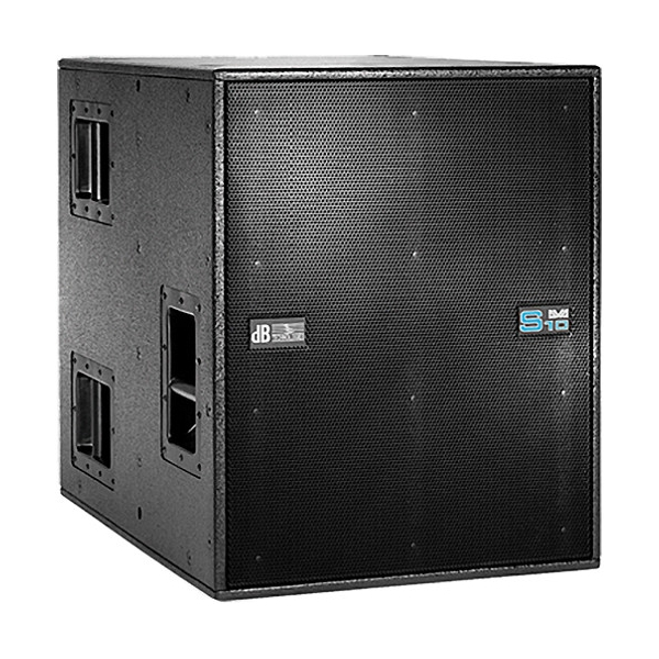 Hire dB Technologies S10 1000w Subwoofers
