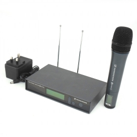 Hire Sennheiser EW300 G2 Wireless Mic system