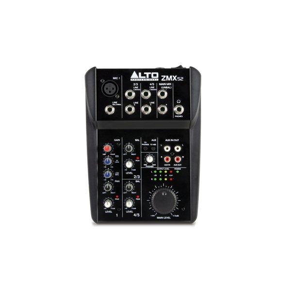 Hire Alto ZMX52 Live Mixer