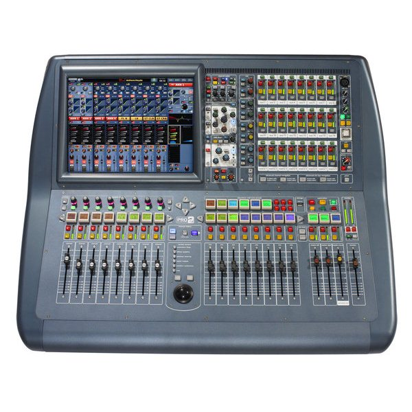Hire Midas Pro 2 Digital Mixing Console