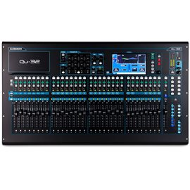 Hire Allen & Heath QU-32 Digital Mixing Console