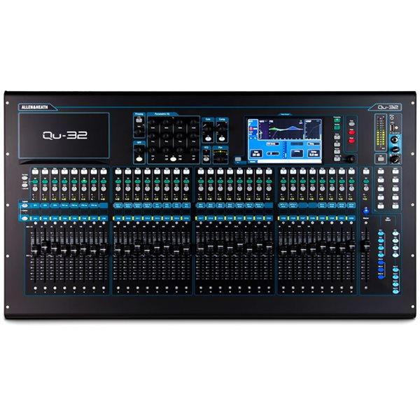 Hire Allen & Heath QU-32 Digital Mixing Console