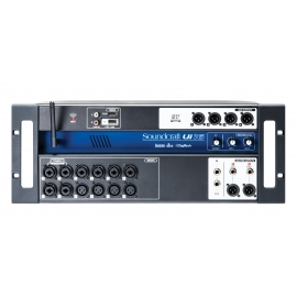 Hire Soundcraft Ui-16 Wireless Digital Mixer