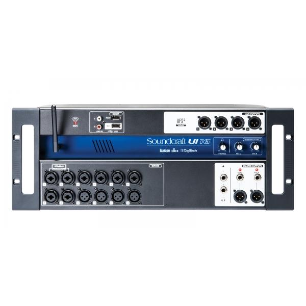 Hire Soundcraft Ui-16 Wireless Digital Mixer