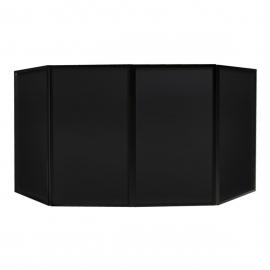 Hire or rent Equinox Foldable DJ Screen - Black