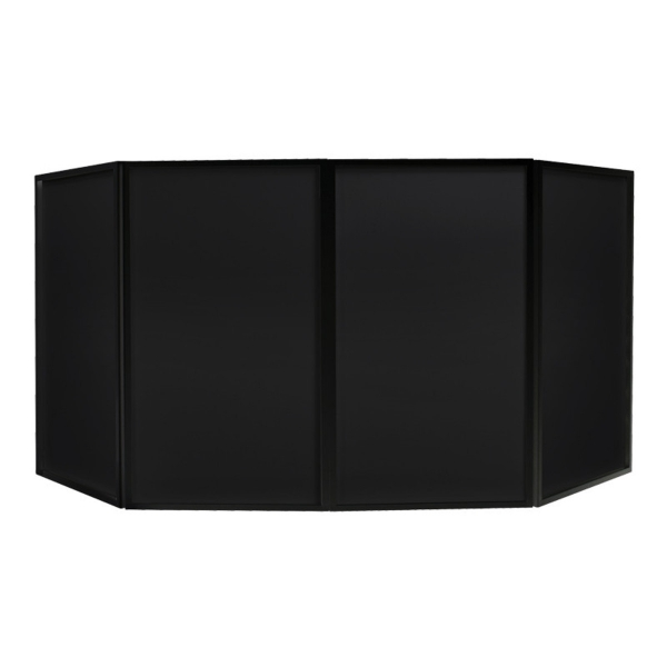 Hire or rent Equinox Foldable DJ Screen - Black