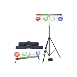 Hire or rent KAM LED Partybar V2