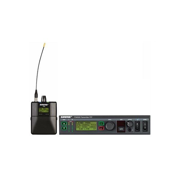 Hire or rent Shure PSM900 In-Ear Monitor System with Shure P9RA