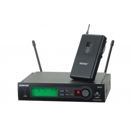 Hire or rent Shure SLX1 Wireless Microphone System with Lapel