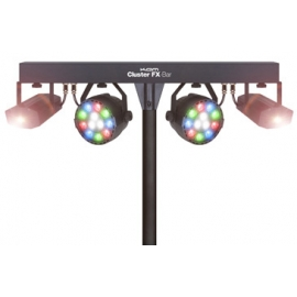 Hire or rent KAM Cluster FX-Bar Disco Light