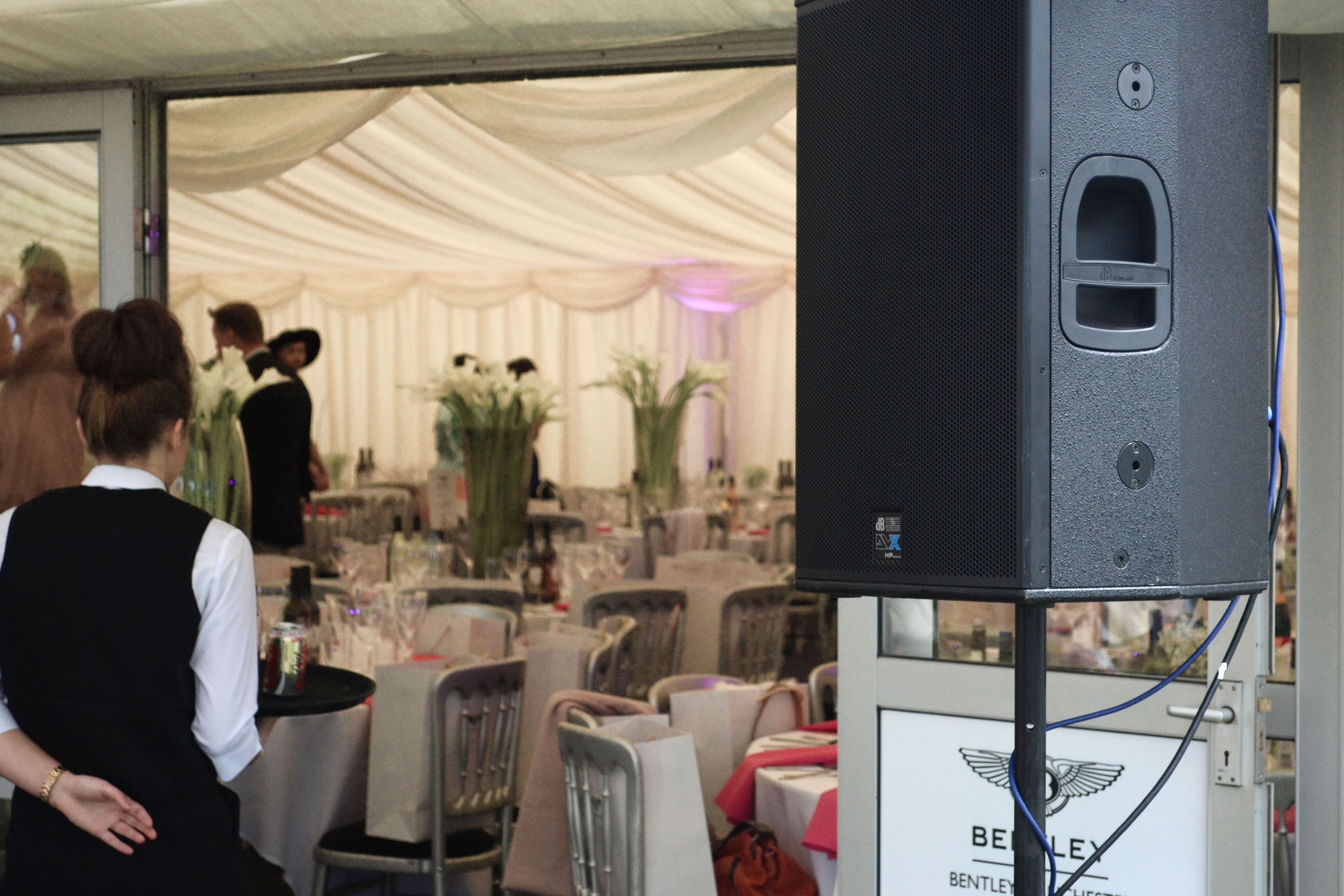 Sound System Rental & PA Hire