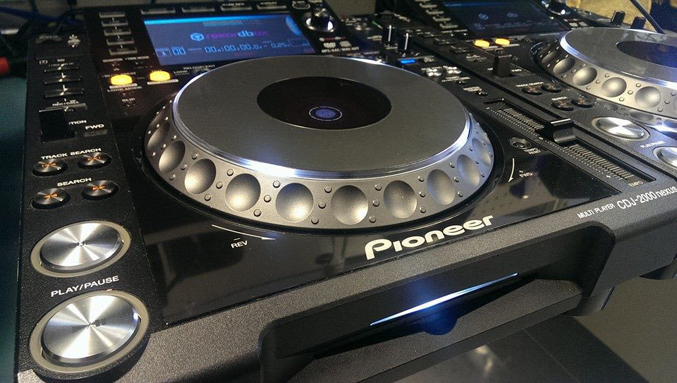 DJ Equipment Rental in Manchester