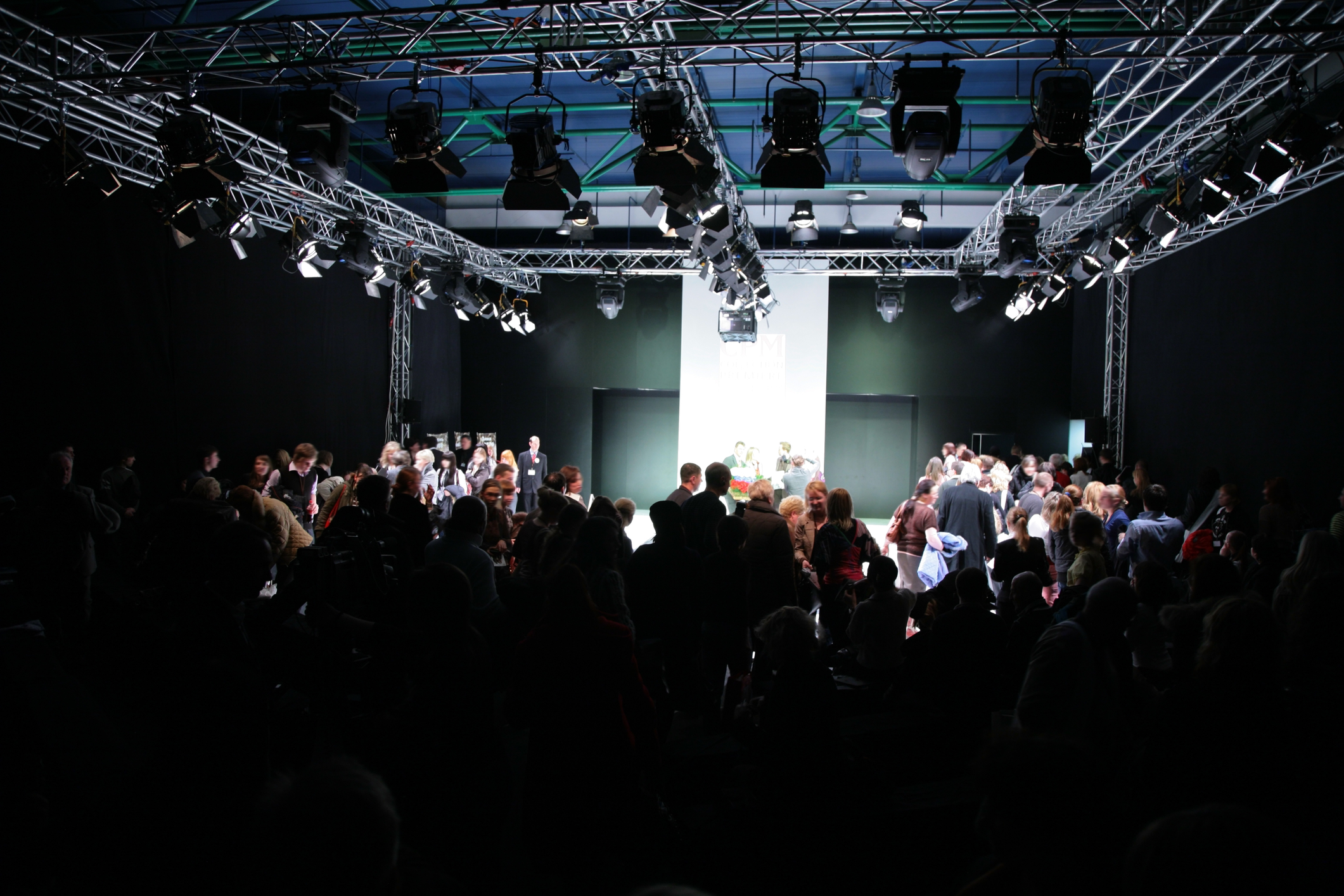 Lighting Hire Events Company Projector Hire for Fashion Shows and Exhibitions