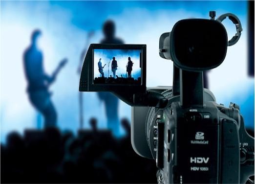 Live Stream Filming