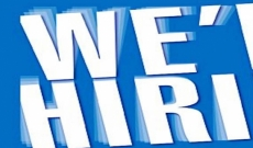 We are recruiting Audio Visual Technicians / Sound and lighting Engineers