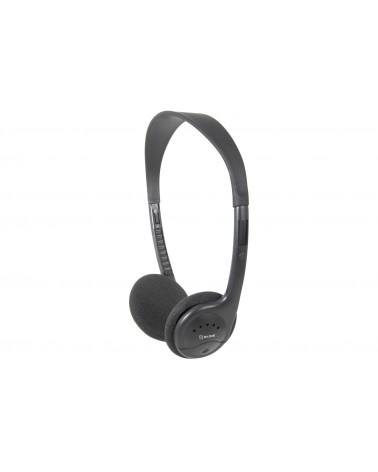 AV Link SH30 Lightweight Stereo Headphones