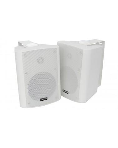 "Adastra BC5-W 5.25"" Stereo speaker, White"