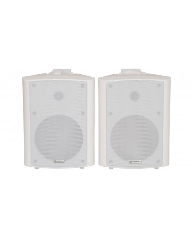 "Adastra BC6-W 6.5"" Stereo speaker, White"