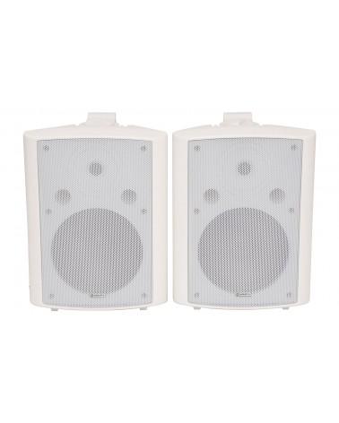 "Adastra BC8-W 8"" Stereo speaker, White"
