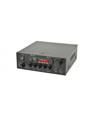QTX KAD-2BT Digital Stereo Amplifier with Bluetooth®