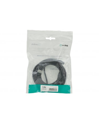 AV Link USB 2.0 Type A Plug to Type A Socket Leads
