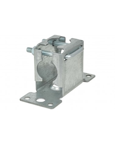 Mercury AE4085 Pressed Facia Mast Bracket with Clamp