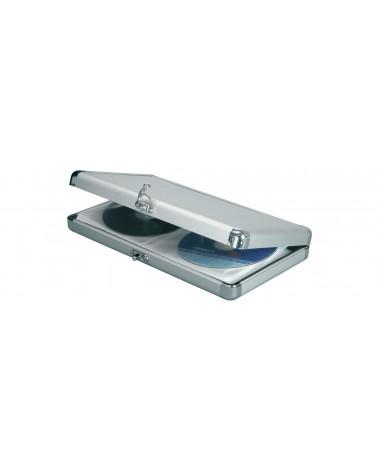 Citronic CDW-40 Aluminium CD Flight Cases