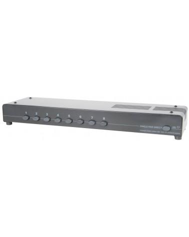 AV Link AD-SPK18 8 Way Loudspeaker Selector