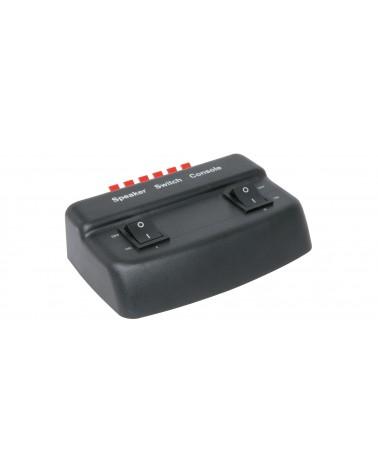 AV Link AD-SPK21 2 Way Loudspeaker Selector