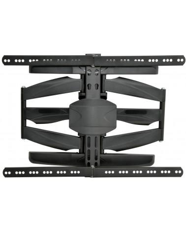 AV Link CC601 Full Motion TV Wall Bracket for Curved Or Flat