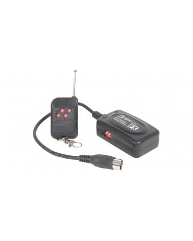 QTX WR1 Wireless Remote Control for Fog/Haze Machines
