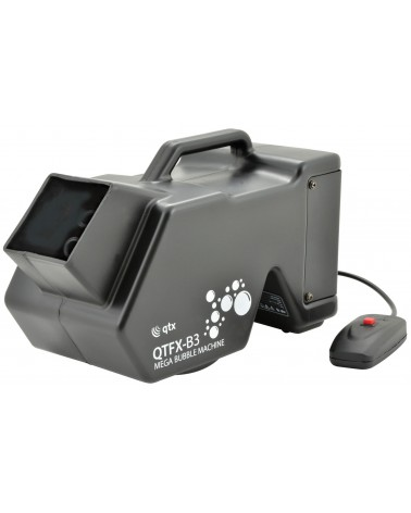 QTX QTFX-B3 Mega Bubble Machine