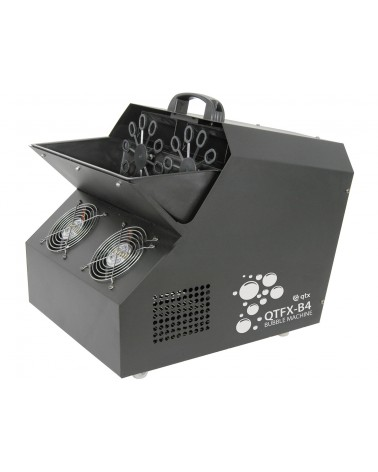 QTX QTFX-B4 Professional Bubble Machine