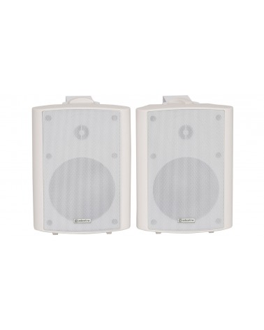 Adastra BC5A-W Amplified Stereo Speaker Set