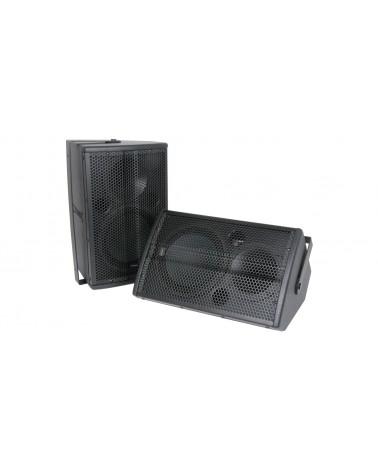 "Citronic CX-8086B CX-8086 Speakers 6.5"" 80W - Pair"