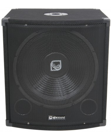 QTX QT15S QT Series Bass Boxes