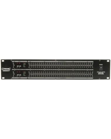 Citronic CEQ231 Dual 31-band Graphic EQ